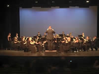 Ramona High School Symphonic and Advanced Jazz Bands